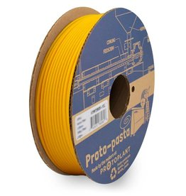 Proto-pasta 1.75 mm Matte Fiber HTPLA filament, Yellow