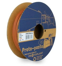 Proto-pasta 1,75 mm Copper Metal HTPLA filamento metallico