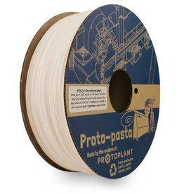 Proto-pasta 1.75 mm Premium HTPLA v3 filament, Natural