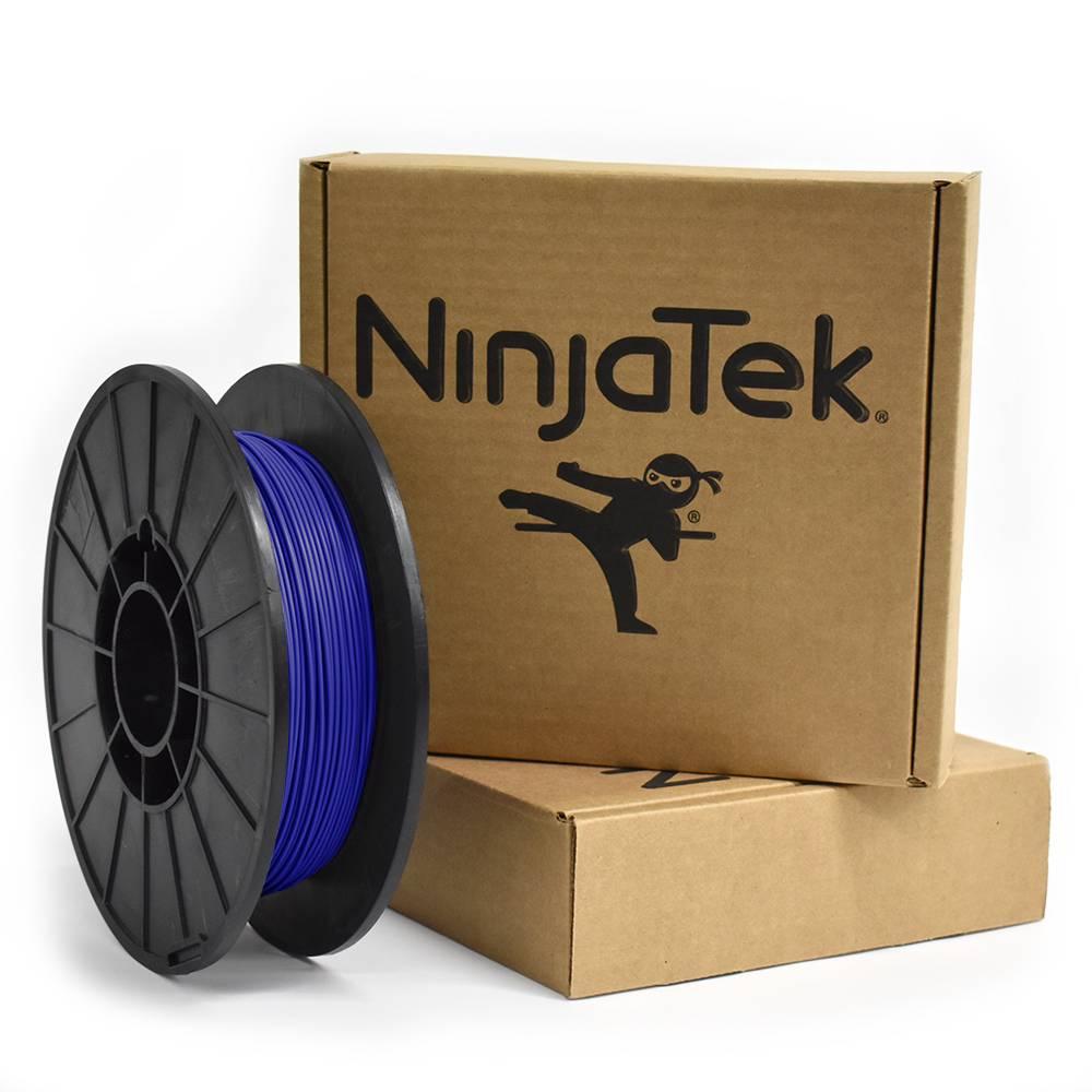 NinjaTek 1,75 mm Cheetah filamento flessibile, Blu