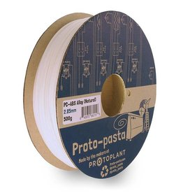 Proto-pasta 1.75 mm PC/ABS Alloy filament, Natural