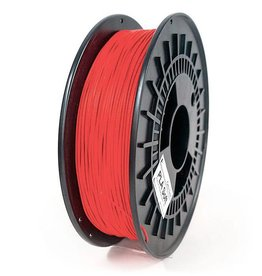 Orbi-Tech 1.75 mm PLA Soft flexible filament, Red