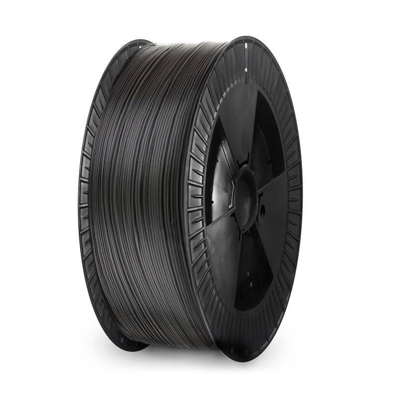 feelcolor 1,75 mm ABS filamento, Nero - Bobina XL
