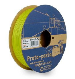 Proto-pasta 1,75 mm HTPLA filamento, For the Lulz Metallic Green