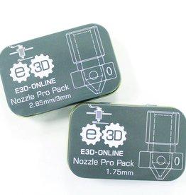 E3D 1.75 mm Nozzle Pro Pack -  V6