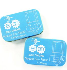 E3D 1.75 mm Nozzle Fun Pack -  V6