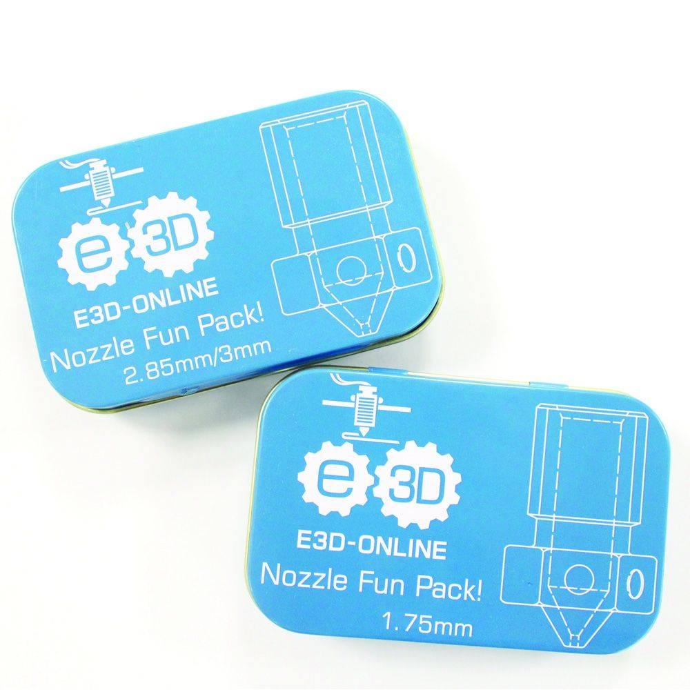 """E3D 1,75 mm Kit ugelli """"Fun""""  - V6"""