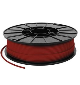 NinjaTek 1.75 mm Cheetah flexible filament, Fire Red
