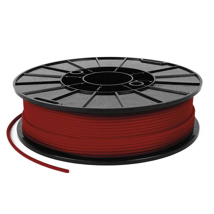 NinjaTek 1.75 mm Cheetah flexible filament, Fire Red