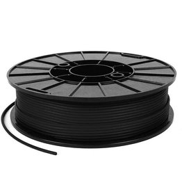 NinjaTek 3 mm NinjaFlex flexible filament, Midnight Black