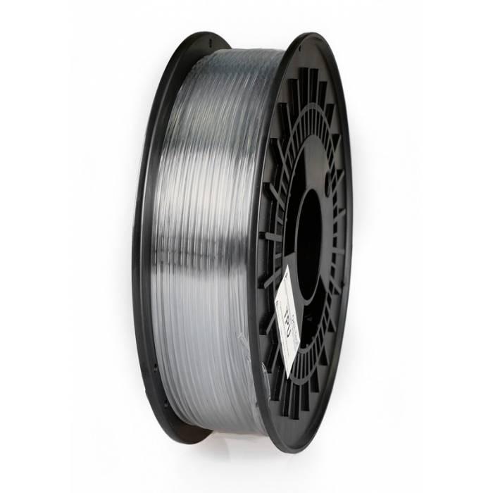 Orbi-Tech 2,85 mm TPU filamento gommoso, Trasparente