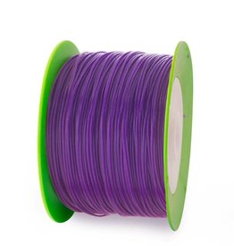 EUMAKERS 1,75 mm PLA filamento, Viola scuro