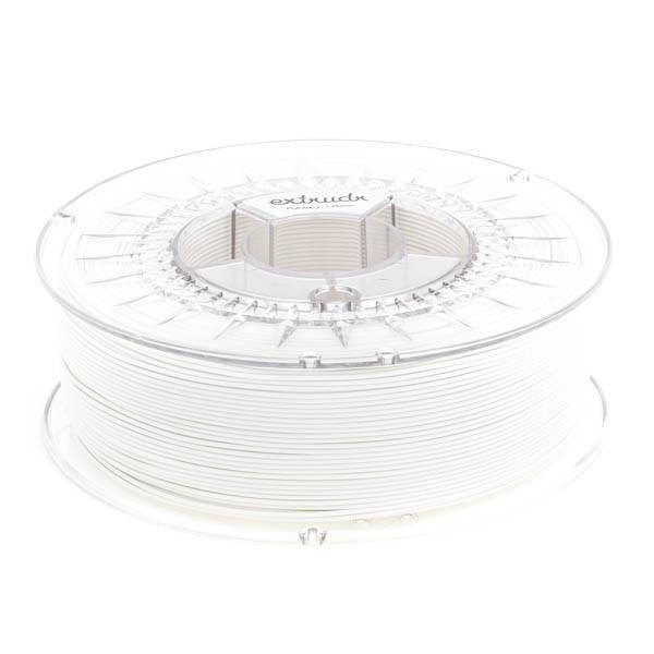 Extrudr 1.75 mm PLA NX2 filament Matt finish, White