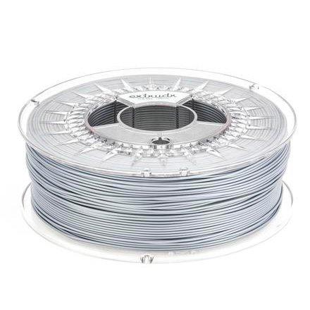 Extrudr 1,75 mm PLA NX2 filamento finitura opaca, Silver