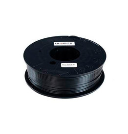 FiloAlfa 1.75 mm ALFAsilk filament, Black Velvet