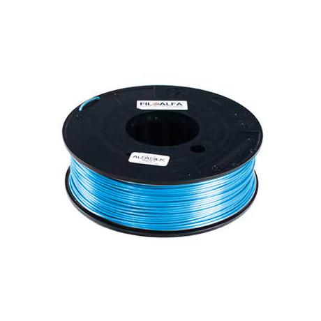 FiloAlfa 1,75 mm ALFAsilk filamento, Azzurro chiffon