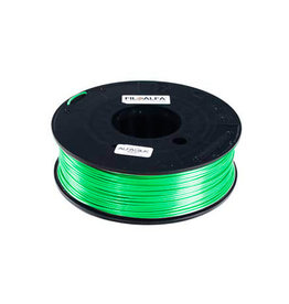 FiloAlfa 1.75 mm ALFAsilk filament, Green taffeta
