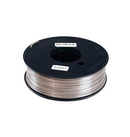 FiloAlfa 1.75 mm ALFAsilk filament, Grey silk
