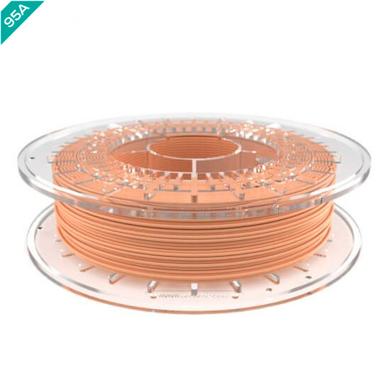 Recreus 1,75 mm Filaflex med-flex filamento flessibile, Pelle