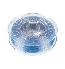 FiloAlfa 1,75 mm PLA filamento, Azzurro trasparente