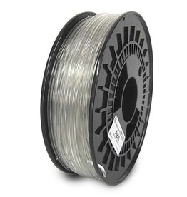 Orbi-Tech 3 mm ABS filament, Clear/Transparent