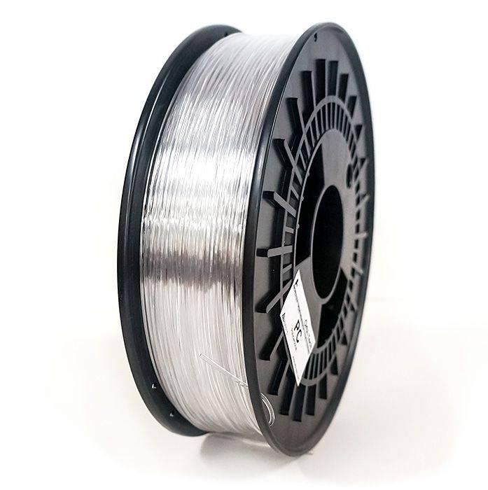 Orbi-Tech 1,75 mm PC filamento, Trasparente