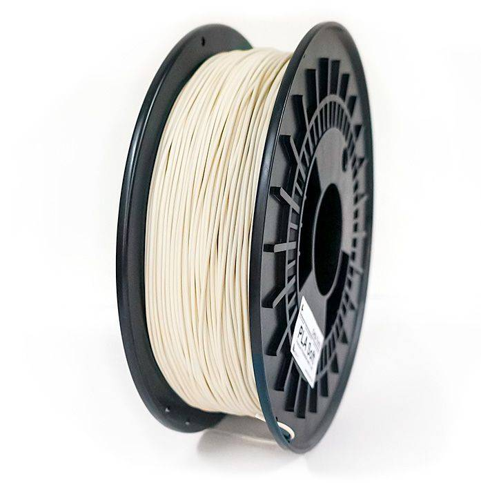 Orbi-Tech 1,75 mm PLA Soft filamento, Naturale