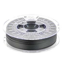Extrudr 1.75 mm GreenTec Pro Carbon filament with carbon fibers, Black