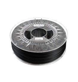 FiloAlfa 1,75 mm ALFAOMNIA filamento con fibre di carbonio, Nero