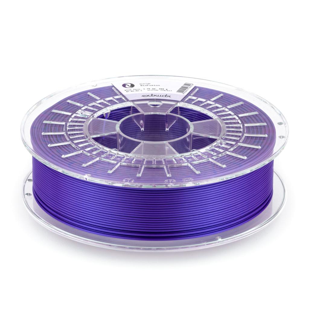 Extrudr 1,75 mm Biofusion filamento finitura seta, Viola