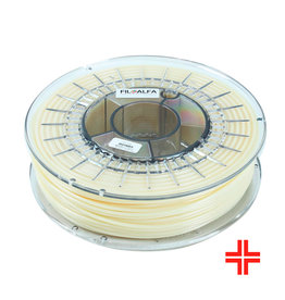 FiloAlfa 1.75 mm ABS-3d FC medical filament, Natural