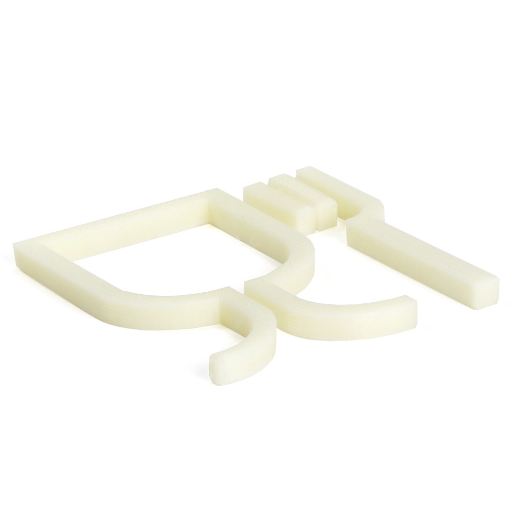 FiloAlfa 1,75 mm ABS-3d FC filamento medicale, Naturale