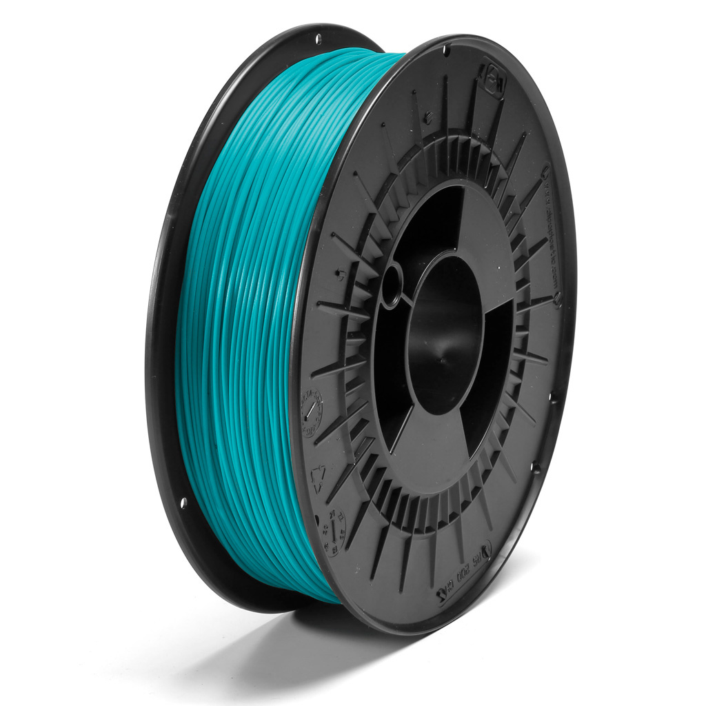 FiberForce 1,75 mm PLA filamento antibatterico, Verde