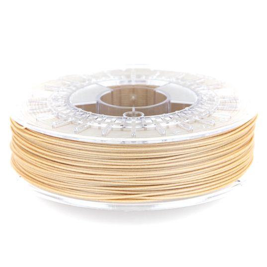 ColorFabb 1.75 mm PLA filament, Woodfill fine
