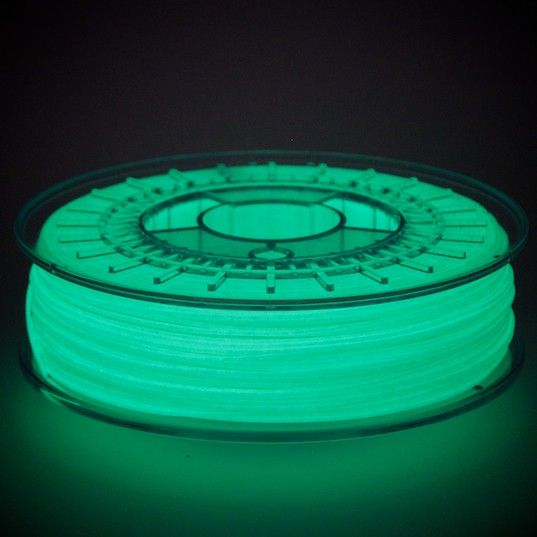 ColorFabb 1.75 mm PLA filament, Glowfill