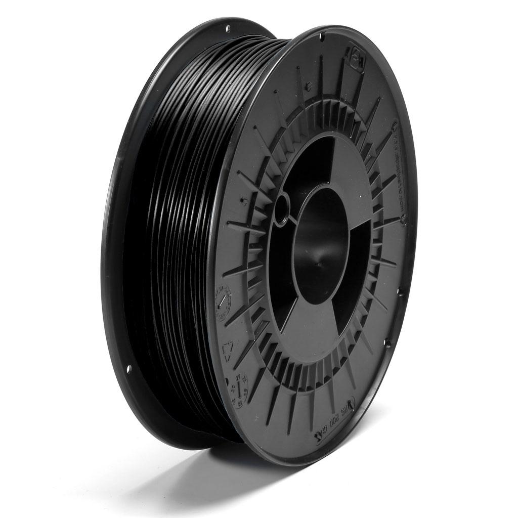 FiberForce 1,75 mm Nylforce Conductive filamento conduttivo nanotubi di carbonio, Nero