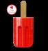 Tecnikoa 1,75 mm TPU Filafresh® filamento flessibile profumato, Fragolina di bosco