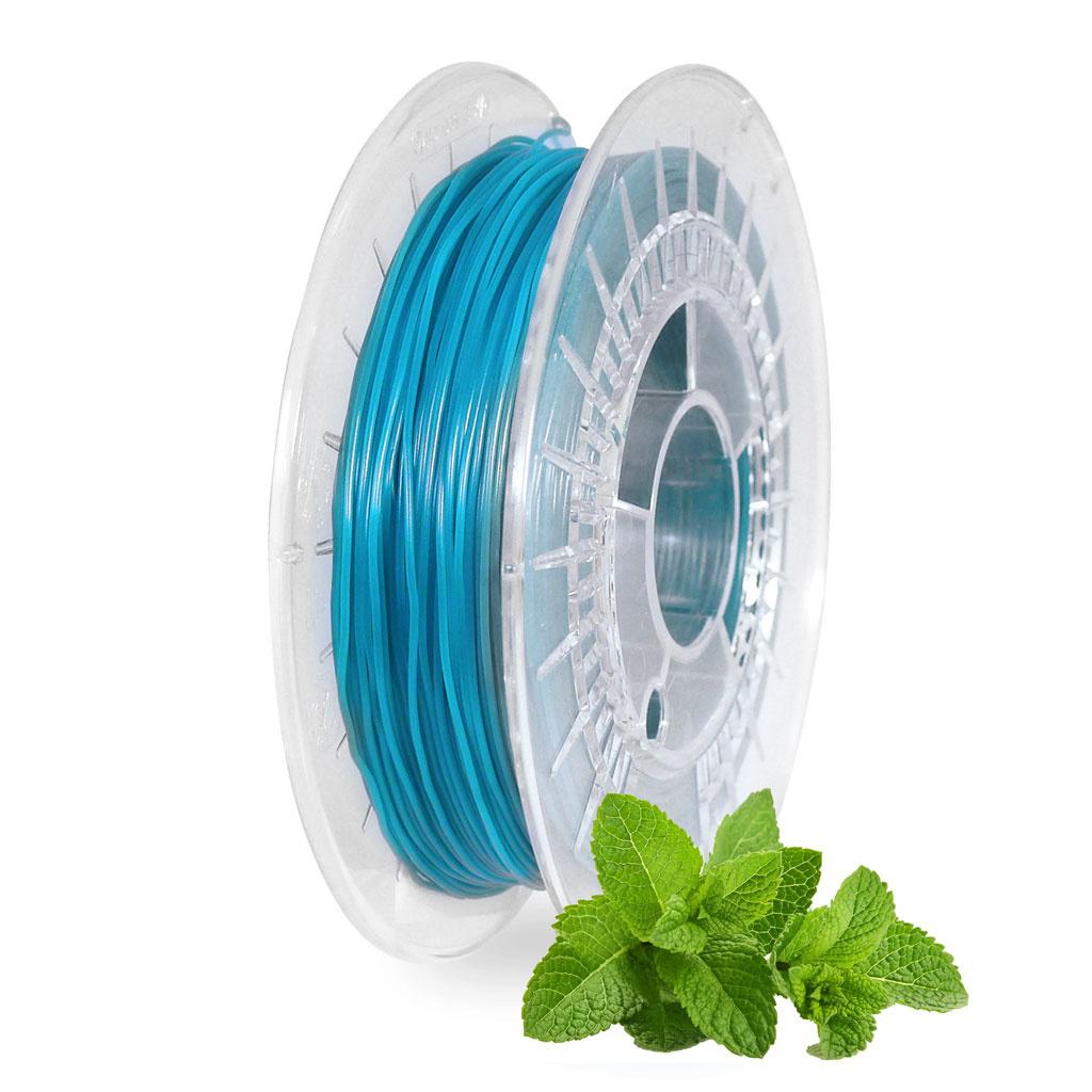 Tecnikoa 1,75 mm TPU Filafresh® filamento flessibile profumato, Menta fresca