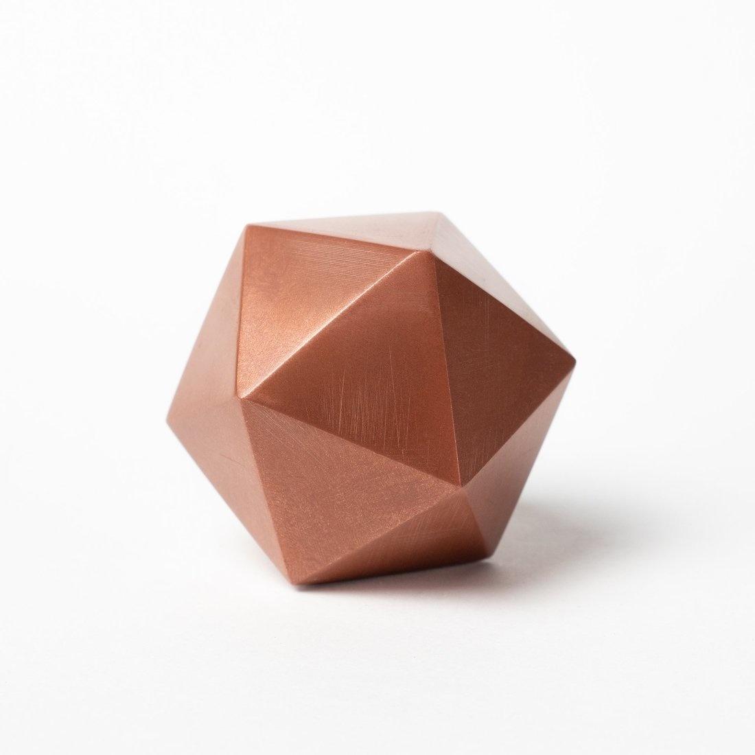 Proto-pasta 1,75 mm Copper Metal HTPLA filamento metallico