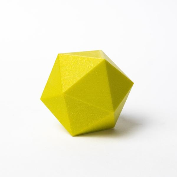 Proto-pasta 1.75 mm HTPLA filament, For the Lulz Metallic Green