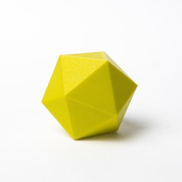 Proto-pasta 1,75 mm HTPLA filamento, For the Lulz Metallic Green