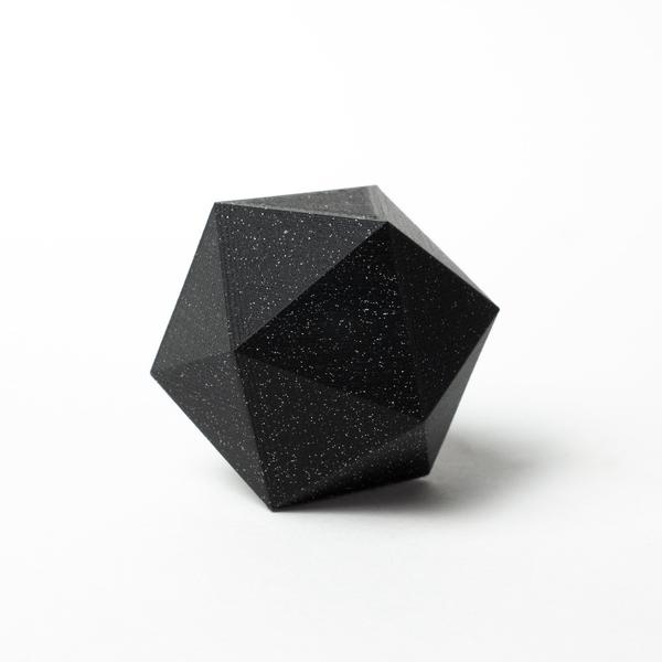 Proto-pasta 1,75 mm HTPLA filamento, Empire Strikes Metallic Black