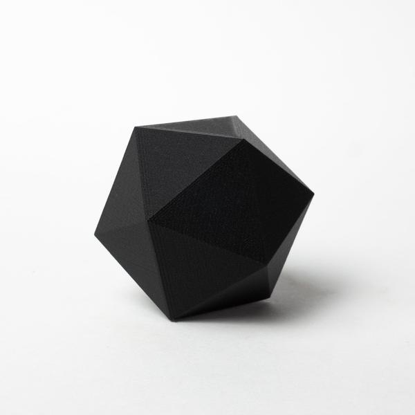 Proto-pasta 2.85 mm Matte Fiber HTPLA filament, Black