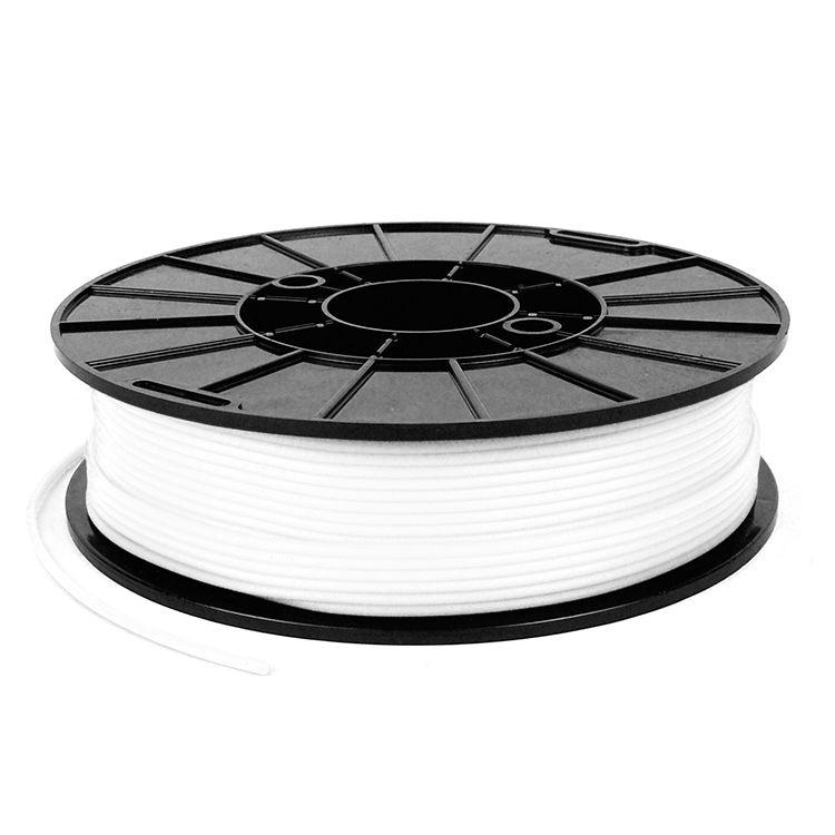 NinjaTek 1.75 mm NinjaFlex flexible filament, Snow white