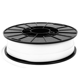 NinjaTek 3 mm NinjaFlex flexible filament, Snow white