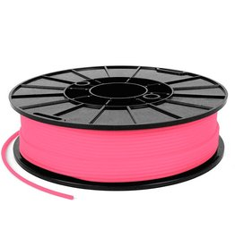 NinjaTek 3 mm NinjaFlex flexible filament, Flamingo pink