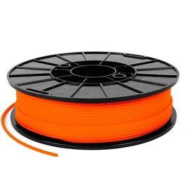 NinjaTek 3 mm NinjaFlex flexible filament, Lava orange