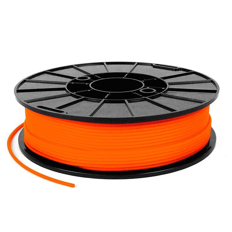 NinjaTek 2,85 mm NinjaFlex filamento flessibile, Arancione lava