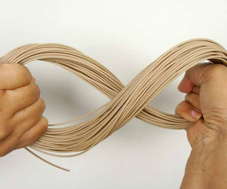 Lay Filaments 2,85 mm filamento effetto legno flessibile, Laywoo-D3 Flex
