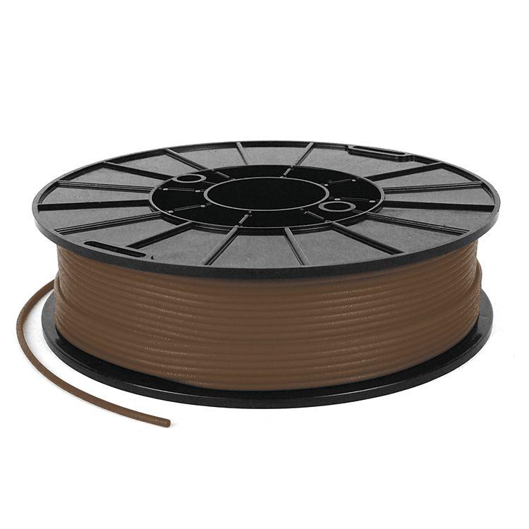 NinjaTek 1,75 mm NinjaFlex filamento flessibile, Moka